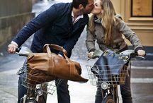 pasangan sepeda