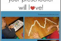 Educating kindergarten kids