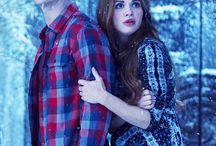 Lydia and Stiles❤❤❤❤
