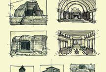 Drawn of Arch.. / Architectural drawings