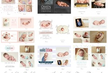 Birth Announcement Templates from KMP