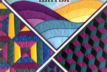 книги и журналы по рукоделию и шитью