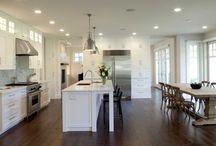 New House - Kitchen ideas / by Rachel Haila