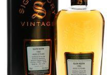 Glen Keith single malt scotch whisky / Glen Keith single malt scotch whisky