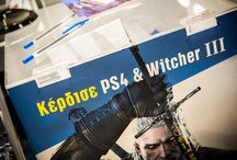 Launch Party του Witcher III @Plaisio / Launch Party για την πρεμιέρα του Witcher III στο Πλαίσιο @The Mall Athens! Μπήκαμε πρώτοι στη μάχη!