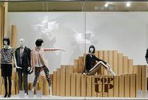 KONEN Pop Up Fashion Moments - Frühjahr/Sommer 2014 / Pop Up Fashion Moments: Das inspirierende Motto für die Gestaltung der KONEN Schaufenster im Frühjahr/Sommer 2014