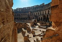 Travel: Tunesia / Marokko / I plan to visit Tunesia: First for Star Wars Locations, second for Antique Roman Sites ....