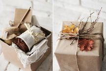 Packaging wrapping presentation