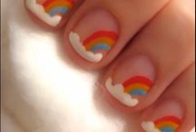 Nails / by Cambria Sandoval