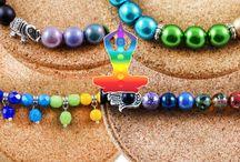 7 Chakra Reiki Yoga Jewelry, Beads, Findings