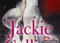 Jackie Collins / Knihy světově úspěšné autorky bestsellerů JACKIE COLLINS. Vydala 27 knih, prodalo se více jak 400 milionů kopií a přeloženy byly do 40 jazyků. Její romány se pravidelně umisťují v seznamu New York Times Bestsellers.