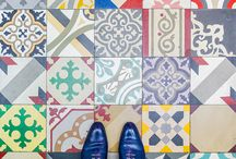 For the Love of Floors / While visitors to Barcelona are craning their necks towards the top of SagradaFamília, or looking out to sea at Barceloneta beach, they might be missing one of the city's most overlooked treasures — its floors. To tell the story of the historic Catalonian capital from the ground up, German photographer Sebastian Erras collaborated with pixartprinting on the series Barcelona floors. The photographic report takes viewers on a visual journey through the city's streets and landmarks.