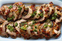 Keto Chicken & Pork Dinners