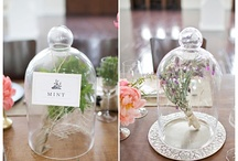 Bell jars or Cloches / Beautiful Beautiful Bell Jars - in all their shapes and sizes - we just love them :) / by Natural Nostalgia