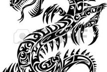 TATOUAGES DRAGON