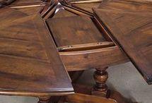 Átméretezhető asztalok