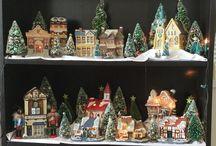 Christmas / Christmas village