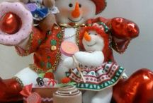 munecos navidenos