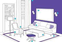 small room furniture arrangement