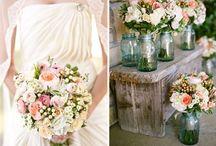 Wedding day Fleurs