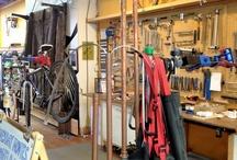 stylin' bike shops / Cool bike shops and their decor