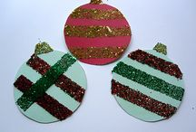festivities: ornaments I can make with O