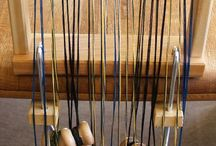 weaving tools and looms