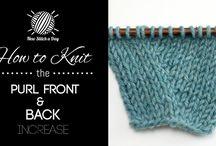 Knitting / by Sue McFarland