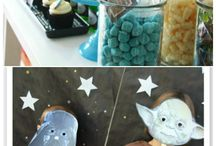 Star Wars Party / by Samantha Thrall