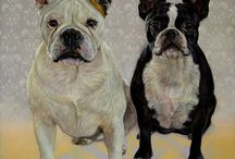 art - animal paintings / by Alice Campbell