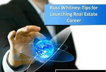 Russ Whitney-Tips for Launching Real Estate Career