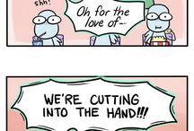 comic ~ thepigeongazette