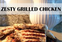Grilling / Get your grill out and start cooking with these recipes!