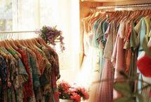 Here we dress / Closets