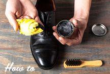 shine shoes