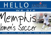 Memphis Women's Soccer / by Memphis Athletics