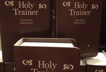 New products / Holy Trainer / by Kept for Her