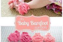 Baby creative idees