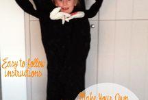Costumi Halloween fai da te