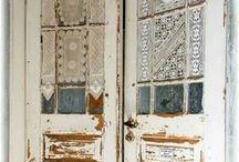 Vintage - Deco Home Goes / Vintage, mooie verweerde materialen, oude materialen, maar wist je dat je nieuw materiaal ook deze mooie verweerde look kunt geven?
