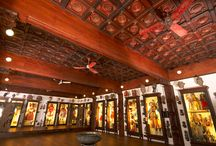 Hindu Art and Architecture at Kerala Folklore Museum / Hindu Art and Architecture at Kerala Folklore Museum