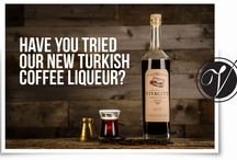 Turkish Coffee Liqueur / Turkish Coffee Liqueur, Recipes, and Inspirations