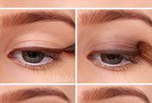 Göz makyajı ipuçları