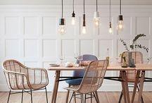 licht boven eettafel