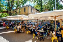 Moscow family-friendly restaurants / Great places to eat in Moscow with the kids!