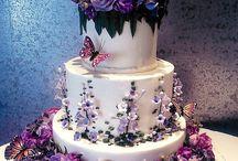 Wedding- Cake Decor / Wedding cake decoration inspiration