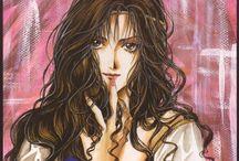 manga & anime / by L. Lawrence