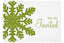 Invitations : Winter Dinner Party