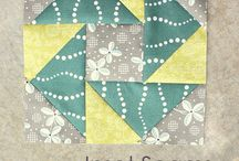 Quilting - partial seam
