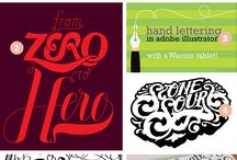 Lettering, Doodling & Drawing